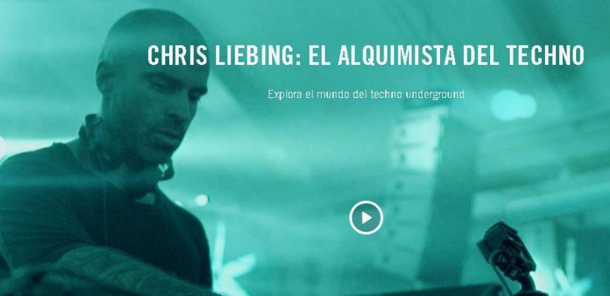 Chris Liebing Nos Muestra Todo Su Entorno Creativo En Tres