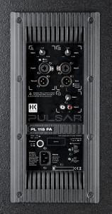 HK Pulsar Electronica PL115