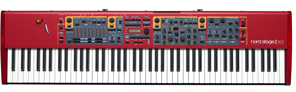 Nord-Stage-2-EX-HA88-models