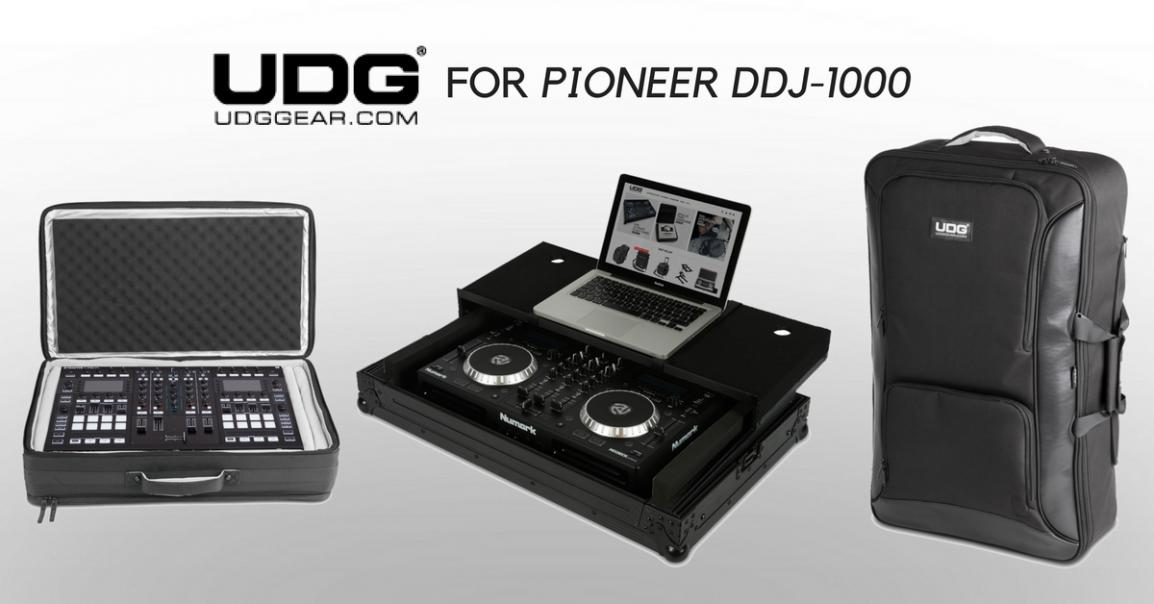 UDG DDJ 1000 Pioneer