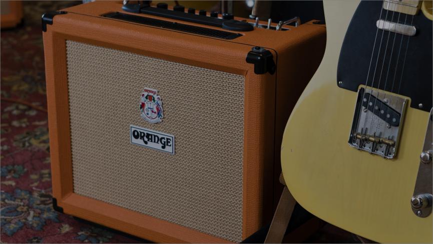 30a5253d97ed7 El pasado mes de enero Orange presentaba en el NAMM su nueva serie de amplificadores  ROCKER