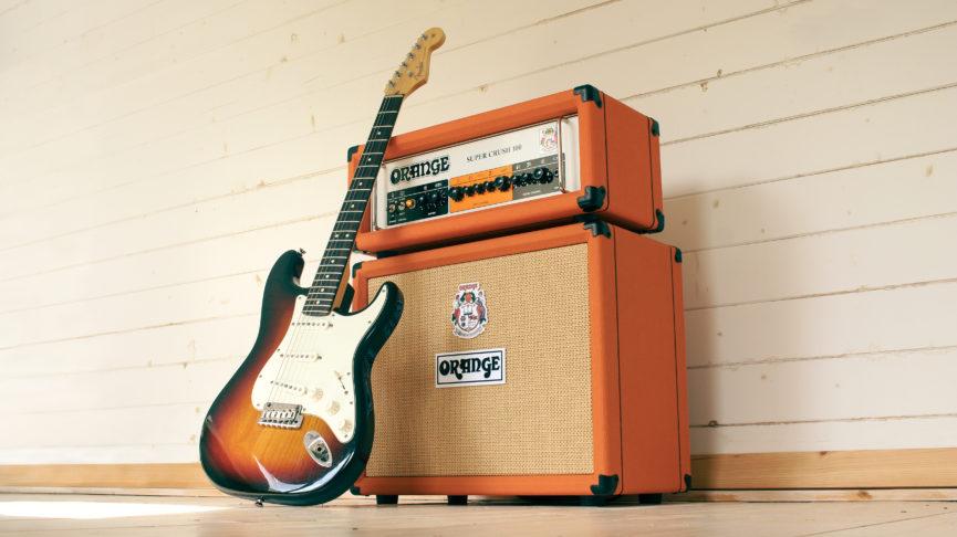 Orange Amps Super Crush 100